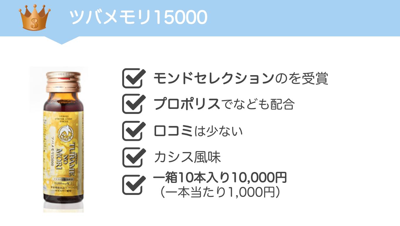 ツバメモリ15000